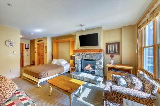 100 Dercum Square #8337, Keystone, CO 80435 (MLS #S1012817) :: Dwell Summit Real Estate