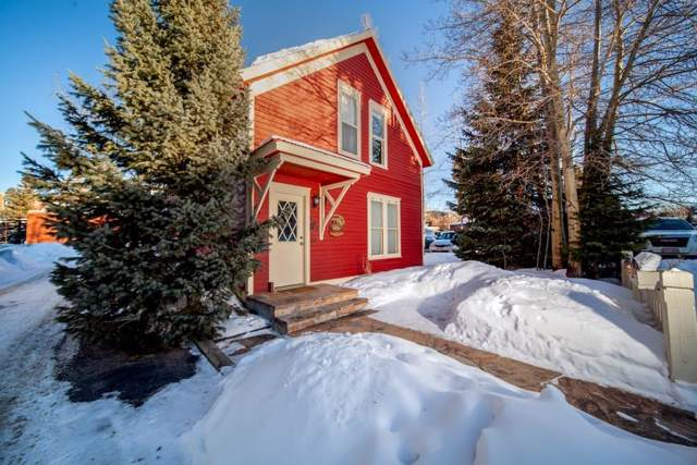 106 S French Street S, Breckenridge, CO 80424 (MLS #S1012897) :: Dwell Summit Real Estate
