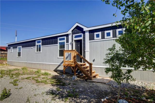 21980 U.S. Highway 285 #4, Fairplay, CO 80440 (MLS #S1012938) :: Colorado Real Estate Summit County, LLC