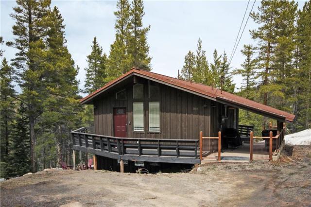 364 Blue Ridge Road, Breckenridge, CO 80424 (MLS #S1012997) :: Colorado Real Estate Summit County, LLC
