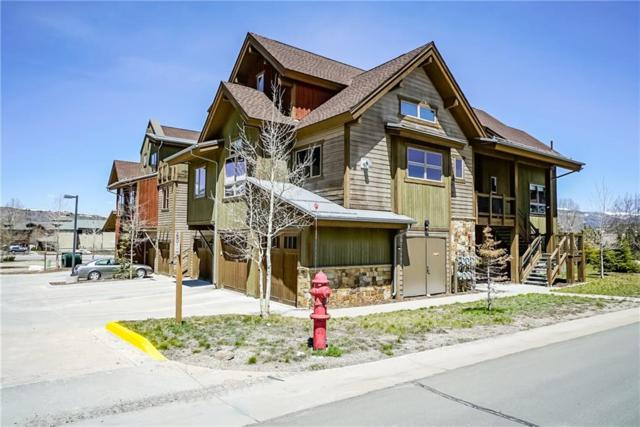 45 Watertower Way B-103, Frisco, CO 80443 (MLS #S1013003) :: Colorado Real Estate Summit County, LLC