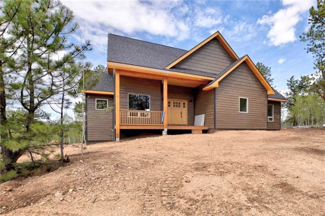 168 Spade Place, Jefferson, CO 80456 (MLS #S1013032) :: Colorado Real Estate Summit County, LLC