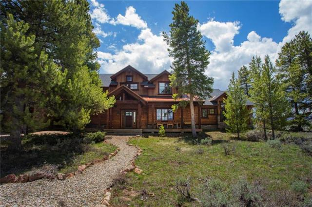 612 County Road 6237, Granby, CO 80446 (MLS #S1013550) :: Colorado Real Estate Summit County, LLC