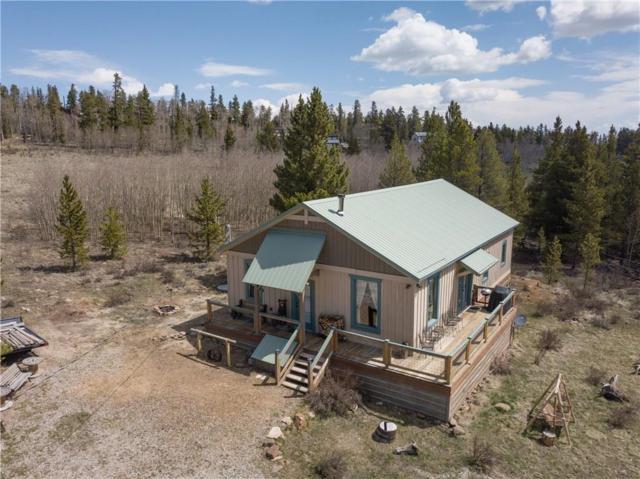 409 Bluestem Way, Fairplay, CO 80440 (MLS #S1013570) :: Colorado Real Estate Summit County, LLC