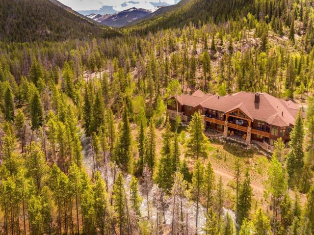 85 Wolf Rock Road, Keystone, CO 80435 (MLS #S1013588) :: Colorado Real Estate Summit County, LLC