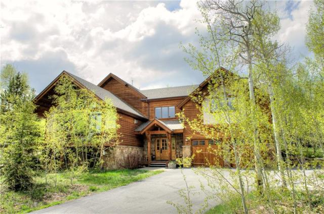241 Kings Court, Silverthorne, CO 80498 (MLS #S1013605) :: Colorado Real Estate Summit County, LLC