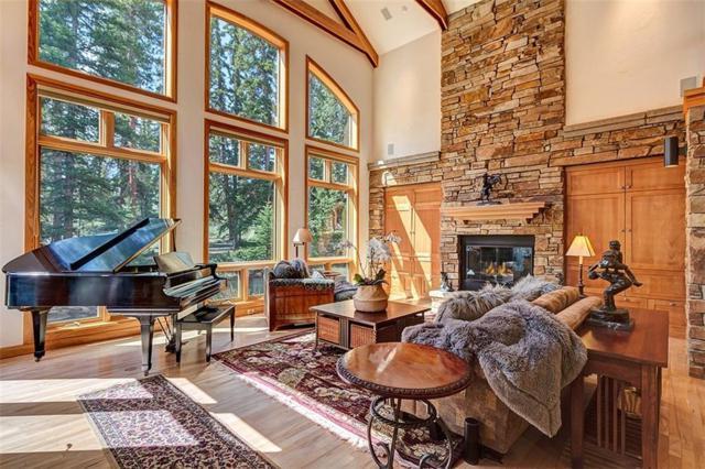 160 Goldenrod Circle, Keystone, CO 80435 (MLS #S1013695) :: Colorado Real Estate Summit County, LLC