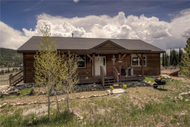 600 Edgewood Road, Alma, CO 80420 (MLS #S1013832) :: Colorado Real Estate Summit County, LLC