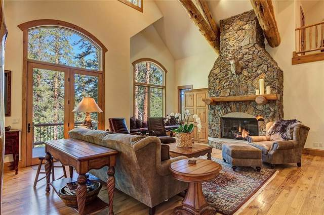 33 Potentilla Lane, Keystone, CO 80435 (MLS #S1014079) :: Colorado Real Estate Summit County, LLC