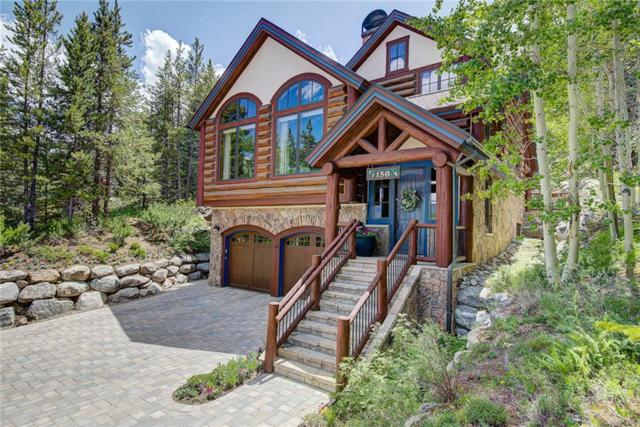 150 Elk Circle, Keystone, CO 80435 (MLS #S1014118) :: Colorado Real Estate Summit County, LLC