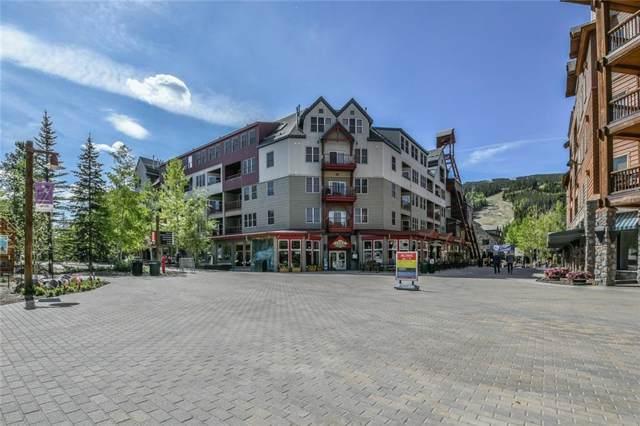 140 Ida Belle Drive #8250, Keystone, CO 80435 (MLS #S1014532) :: Colorado Real Estate Summit County, LLC