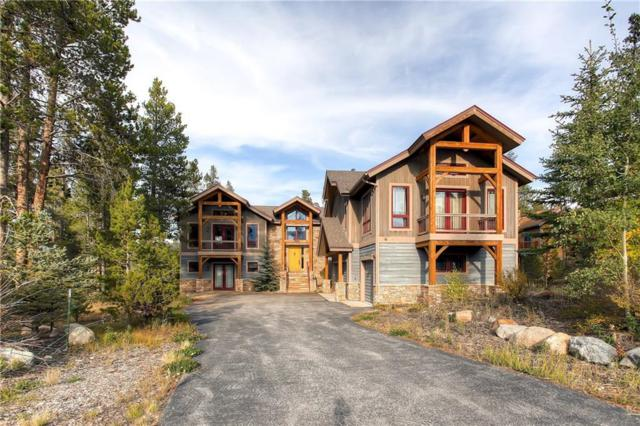 202 Marksberry Way, Breckenridge, CO 80424 (MLS #S1014647) :: Resort Real Estate Experts