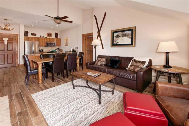 50 Mountain Thunder Drive #1403, Breckenridge, CO 80424 (MLS #S1014697) :: Colorado Real Estate Summit County, LLC
