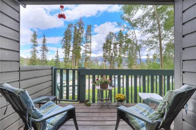 2200 Lodge Pole Circle G2, Silverthorne, CO 80498 (MLS #S1014797) :: Colorado Real Estate Summit County, LLC