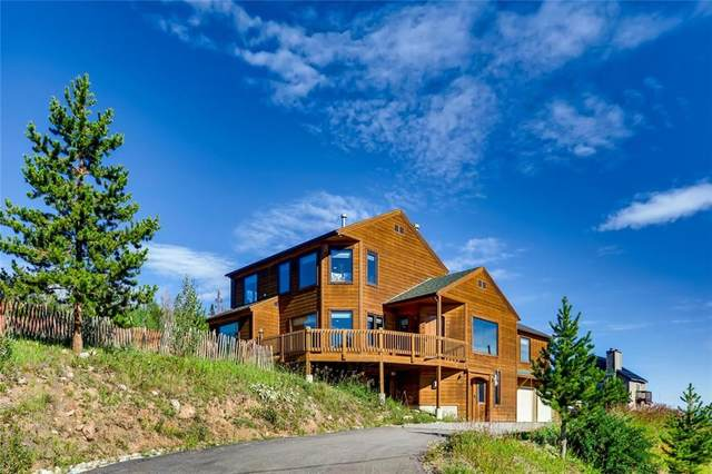 501 Lake View Drive, Silverthorne, CO 80498 (MLS #S1014825) :: eXp Realty LLC - Resort eXperts