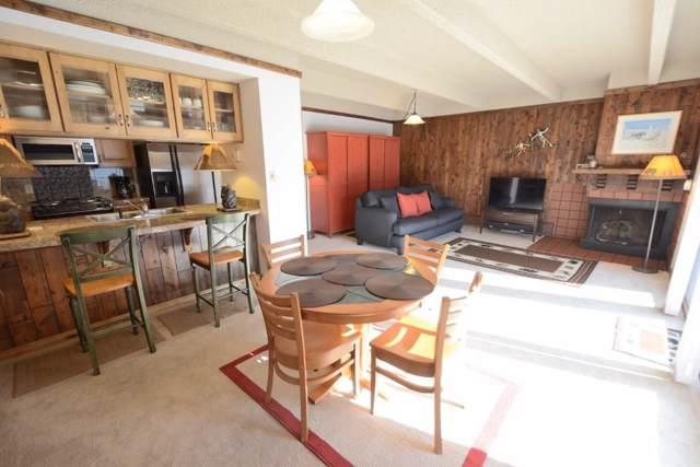 85 Wheeler Place #109, Copper Mountain, CO 80443 (MLS #S1015088) :: Colorado Real Estate Summit County, LLC