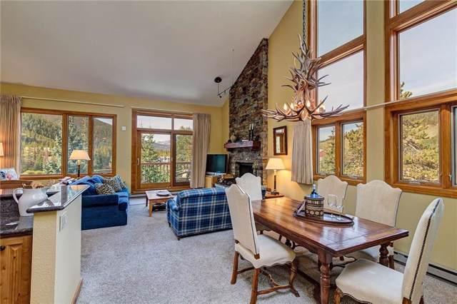 22300 Us Hwy 6 #1746, Keystone, CO 80435 (MLS #S1015265) :: Colorado Real Estate Summit County, LLC