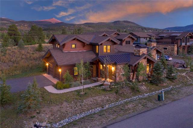 344 Shores Lane, Breckenridge, CO 80424 (MLS #S1015356) :: eXp Realty LLC - Resort eXperts