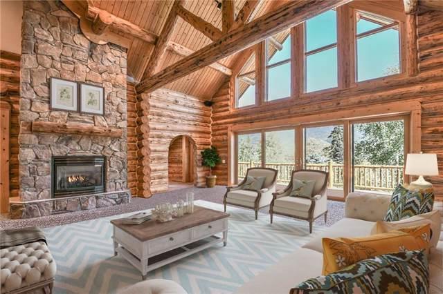 746 Wild Rose Road, Silverthorne, CO 80498 (MLS #S1015461) :: Dwell Summit Real Estate