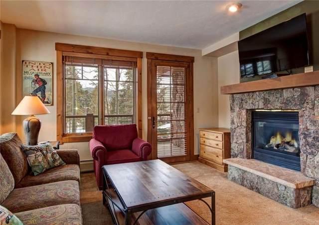 35 Mountain Thunder Drive #5110, Breckenridge, CO 80424 (MLS #S1015621) :: Colorado Real Estate Summit County, LLC