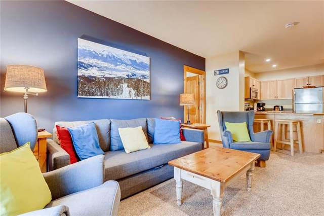 150 Dercum Square #8453, Keystone, CO 80435 (MLS #S1015840) :: Colorado Real Estate Summit County, LLC