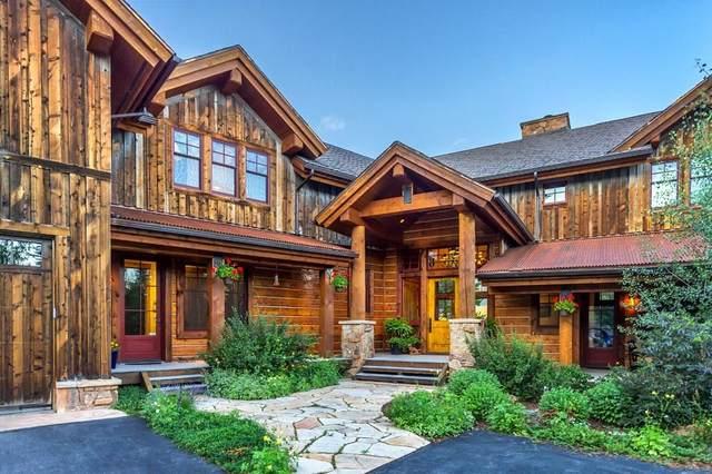 195 Arnica Lane, Silverthorne, CO 80498 (MLS #S1017124) :: Colorado Real Estate Summit County, LLC