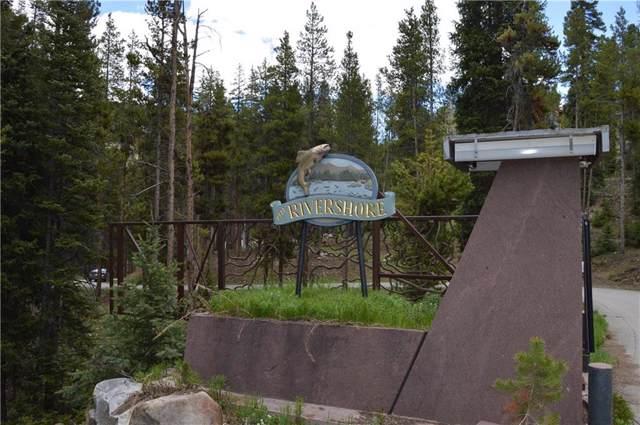 37 Rivershore Drive, Blue River, CO 80424 (MLS #S1017222) :: Colorado Real Estate Summit County, LLC