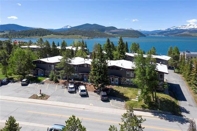 301 W La Bonte Street W #10, Dillon, CO 80435 (MLS #S1017398) :: Dwell Summit Real Estate