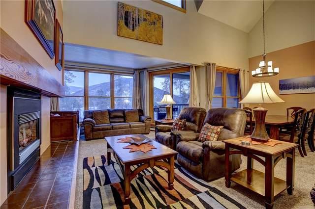 180 Tennis Club Road #1652, Keystone, CO 80435 (MLS #S1017464) :: Colorado Real Estate Summit County, LLC