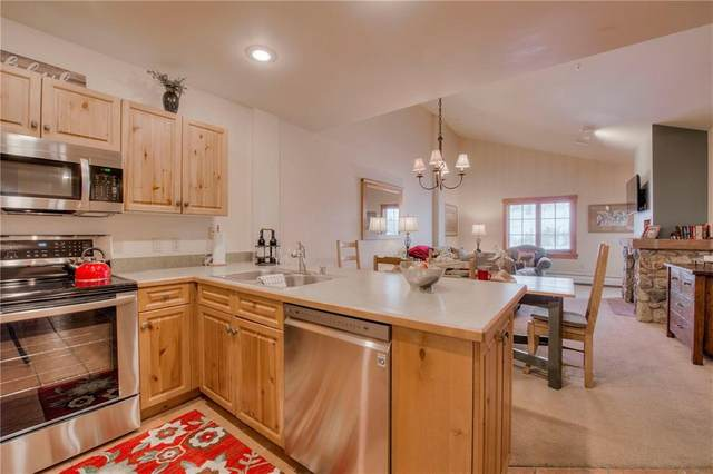 0135 Dercum Drive #8638, Keystone, CO 80435 (MLS #S1017531) :: Dwell Summit Real Estate