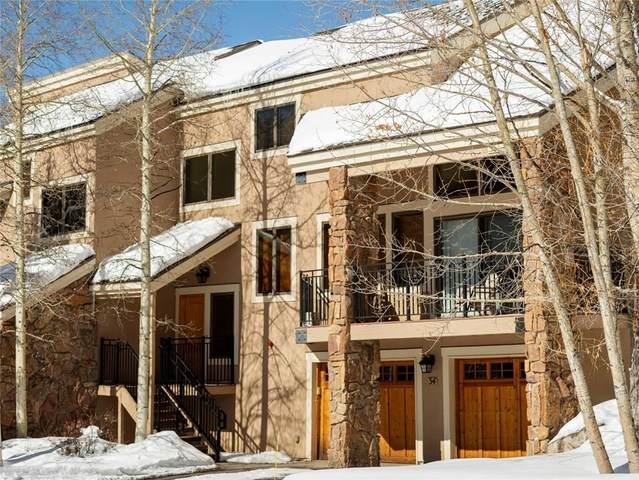 23097 Barbour Drive #34, Keystone, CO 80435 (MLS #S1017573) :: eXp Realty LLC - Resort eXperts