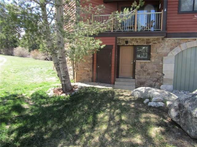 105 S Park Avenue S 100 A, Breckenridge, CO 80424 (MLS #S1017655) :: Dwell Summit Real Estate