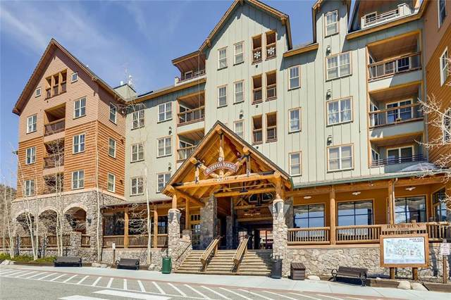 100 Dercum Square #8340, Keystone, CO 80435 (MLS #S1017938) :: Dwell Summit Real Estate