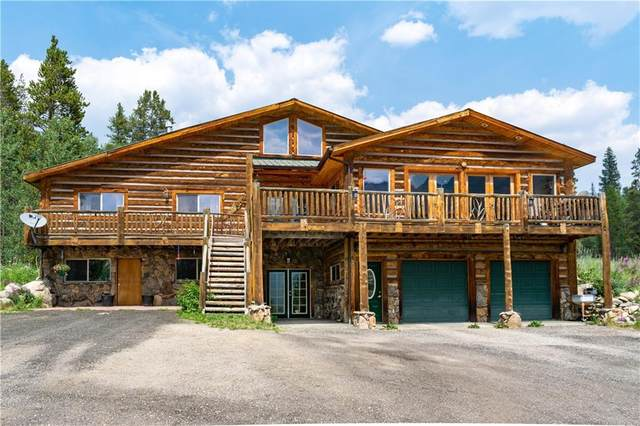 4207 Highway 91, Leadville, CO 80461 (MLS #S1017985) :: Dwell Summit Real Estate