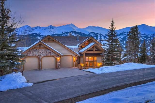 157 Juniata Circle, Breckenridge, CO 80424 (MLS #S1018078) :: eXp Realty LLC - Resort eXperts