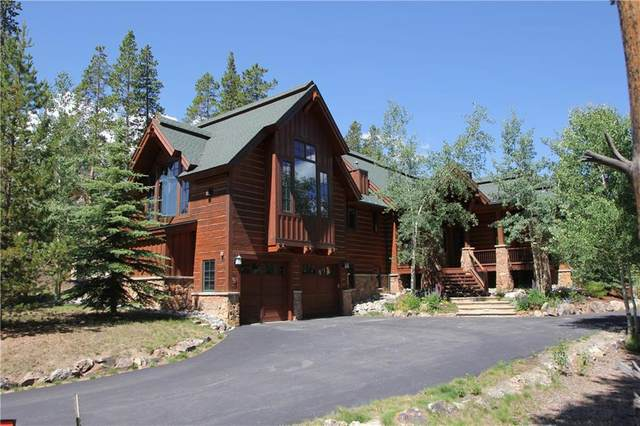 82 Westridge Road, Breckenridge, CO 80424 (MLS #S1018129) :: eXp Realty LLC - Resort eXperts