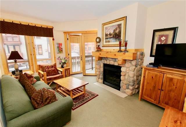 172 Copper Circle #213, Copper Mountain, CO 80443 (MLS #S1018174) :: Colorado Real Estate Summit County, LLC
