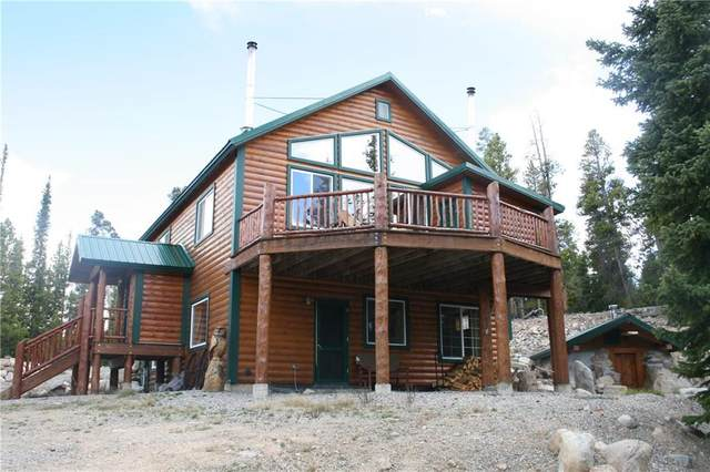 1748 Co Road 14A, Fairplay, CO 80440 (MLS #S1018539) :: Colorado Real Estate Summit County, LLC