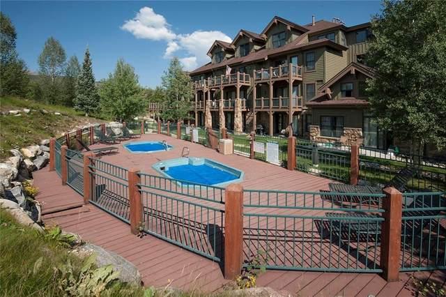 34 Highfield Trail #303, Breckenridge, CO 80424 (MLS #S1018942) :: eXp Realty LLC - Resort eXperts
