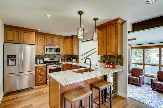68 Golf Course Drive #11, Frisco, CO 80443 (MLS #S1019077) :: eXp Realty LLC - Resort eXperts