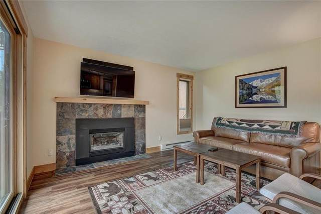 550 Four Oclock Road #15, Breckenridge, CO 80424 (MLS #S1019159) :: Dwell Summit Real Estate