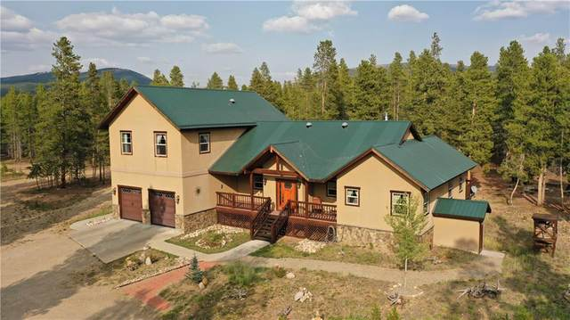 401 County Road 9, Leadville, CO 80461 (MLS #S1019227) :: eXp Realty LLC - Resort eXperts