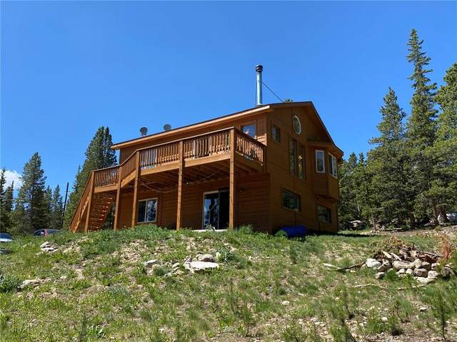 264 Gold Trail Circle, Fairplay, CO 80440 (MLS #S1019321) :: Colorado Real Estate Summit County, LLC