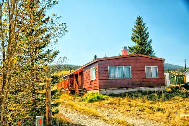 317 County Road 33, Como, CO 80432 (MLS #S1019722) :: Dwell Summit Real Estate