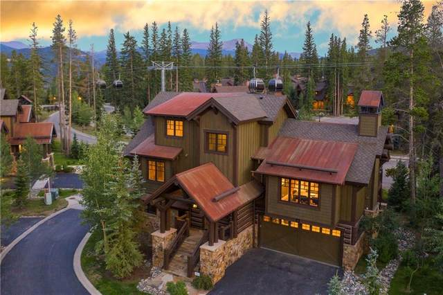 21 Regent Drive, Breckenridge, CO 80424 (MLS #S1021109) :: Dwell Summit Real Estate