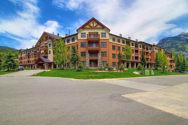 105 Wheeler Circle #130, Copper Mountain, CO 80443 (MLS #S1021180) :: eXp Realty LLC - Resort eXperts