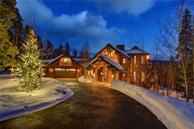 56 Wild Cat Road, Breckenridge, CO 80424 (MLS #S1022520) :: Dwell Summit Real Estate