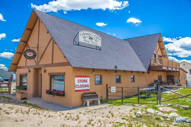 411 Us Highway 285 N/A, Fairplay, CO 80440 (#S1023151) :: Compass Colorado Realty