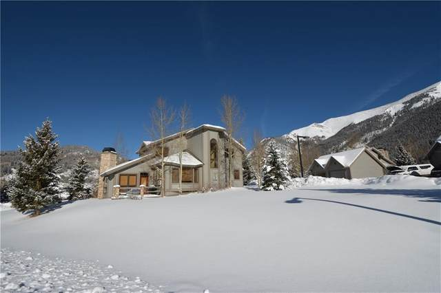 79 Fairway Lane #15, Copper Mountain, CO 80443 (MLS #S1023385) :: Colorado Real Estate Summit County, LLC