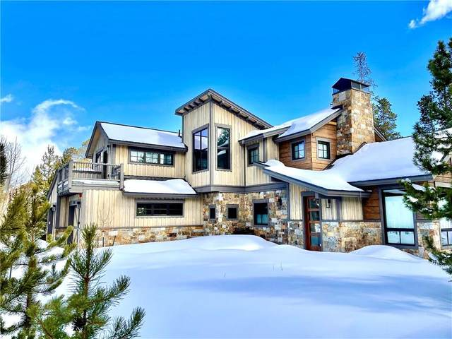 400 Two Cabins Drive, Wildernest, CO 80498 (MLS #S1023604) :: eXp Realty LLC - Resort eXperts